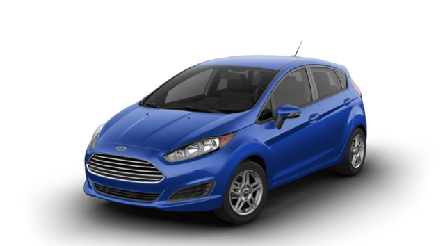 New 2019 Ford Fiesta SE Hatchback in Jamestown, NY